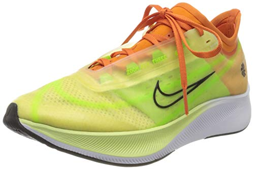 Nike Damen Zoom Fly 3 Rise Laufschuhe, Grün (Luminous Green/Black/Starfish 300), 40 EU