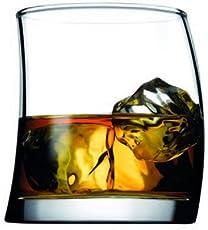 Pasabahce Penguen Whisky Glass,370 ml, Set of 4