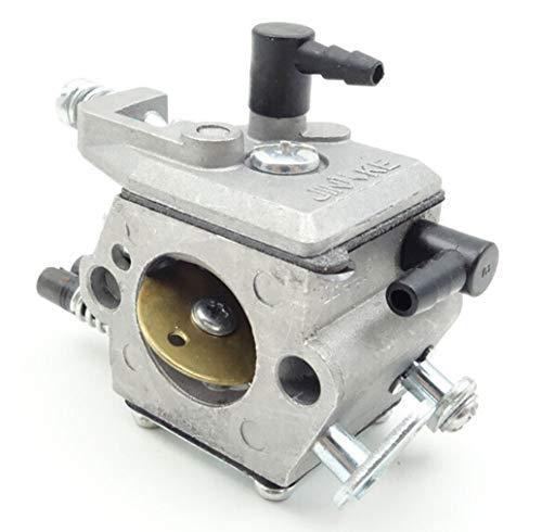 Carburatore Per Motosega ZENOAH G-4500/G-5200/4500/5200/5800 RED MAX G455AVS e Cloni | Ricambio Compatibile Con Originali o Cloni| Sostituisce WALBRO: WT-228,315| Ref Orig.:Z2813-81002/Z2883 -81000