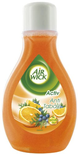 Air Wick Activ Anti Tabac, 3er Pack (3 x 375 ml)