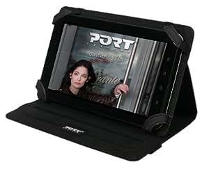 "Port Designs 7 inch Phoenix II Universal Case Compatible with iPad Mini, Google Nexus 7, BlackBerry Playbook, Kindle Fire, Kindle Fire HD, Samsung Tab 7"" and Samsung Tab 2 - Black"