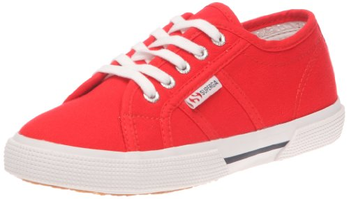 Superga 2950-COTJ S003IH0, Sneaker unisex bambino, Rosso (Rot), 26