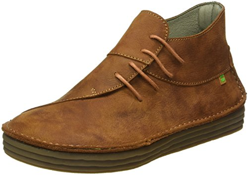 El Naturalista Nf81 Pleasant Rice Field, Stivali Chukka Donna Marrone (Wood)
