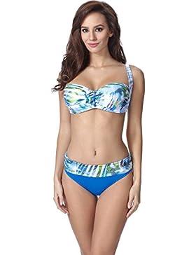 Feba Mujer Moldeadora Cuerpo Bikini F13 2