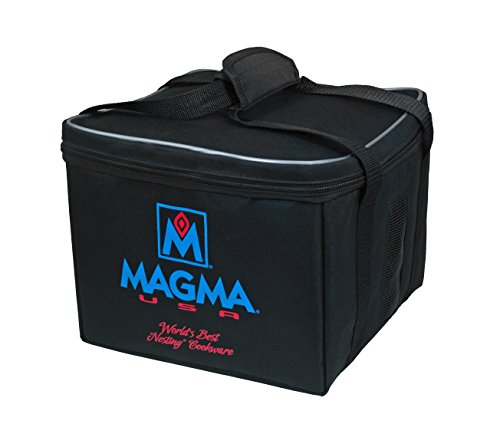 Magma Products A10-364 Case, Padded, Storage/Carry, Nesting Cookware
