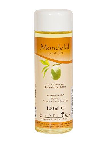Mandelöl, 1er Pack (1 x 100 ml)