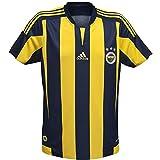 Fenerbahce S.K. - Camiseta de Primera equipación para Hombre - Producto Oficial - Azul Marino - L
