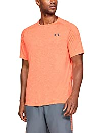 20708fb5f4d5e7 Under Armour Men s Ua Tech Tee 2.0 Short-Sleeve Shirt