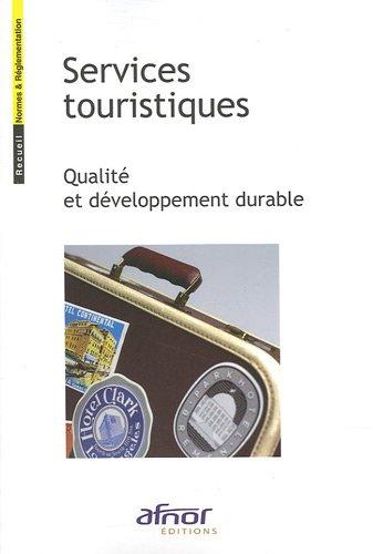 Services touristiques