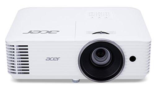 Acer H6540BD DLP Projektor (Native WUXGA 1.920 x 1.200 Pixel, Kontrast 10.000:1, 3.500 ANSI Lumen)