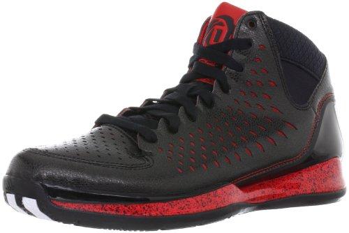 adidas Rose 3 Synthetic Basketballschuh Herren 12.5 UK - 48.0 EU