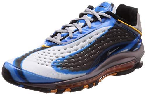 wholesale dealer c4d41 6d789 Nike Air Max Deluxe, Scarpe da Fitness Uomo, Multicolore (Photo Blue Wolf