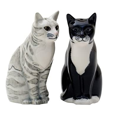 Quail Ceramics - Sadie & Smartie Salt and Pepper Pots by Quail Ceramics