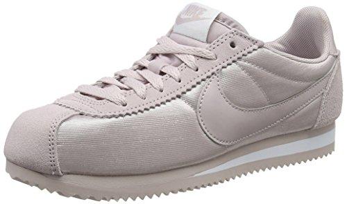 Nike Wmns Classic Cortez Nylon, Zapatillas de Entrenamiento para Mujer, Rosa (Particle Rose/Particle Rose-White 607), 40 EU