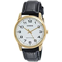 Casio Enticer Men's Analog White Dial Watch-MTP-V001GL-7BUDF (A1085)