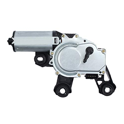 Preisvergleich Produktbild Justech 8L0955711 8L0955711A 8L0955711B 3B9955711 Wischermotor Heckwischermotor Hinten