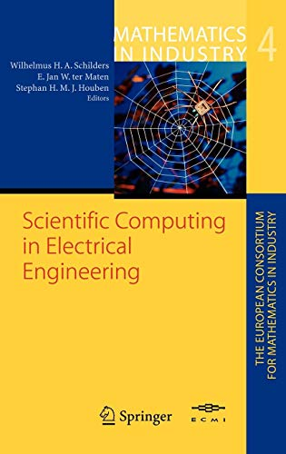 Scientific Computing in Electrical Engineering: Proceedings of the SCEE-2002 Conference held in Eindhoven (Mathematics in Industry: The European Consortium, Band 4)