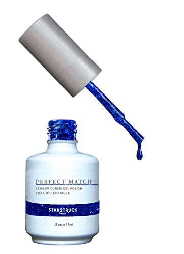 LECHAT Perfect Match Nail Polish, Star Struck, 0.500 Ounce by LECHAT