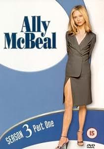 Ally McBeal - Season 3 Part 1 [DVD] [1998]
