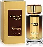 Extreme Aoud - Eau de Parfum - By Fragrance World - Perfume For Unisex, 100ml