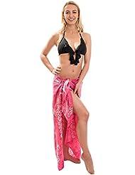 Ca 35 Luxus Batik Pareo Sarong Lunghi Dhoti Handtuch Strandtuch Schal Beach Tücher Ca 170cm x110cm