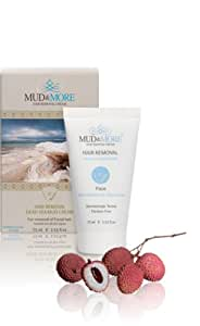 "Premier Dead Sea "" Mud & More"" Facial MUD - This mud has been especially developed for the removal of unwanted facial hair"