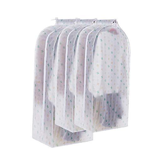 AMOYER Kleidung Hängetasche Mit Großer Größe Reißverschluss Aufbewahrungstasche Für Tanz-Kostüm Staubdichte Kleidung - Kleidungsstück Racks Für Tanz Kostüm