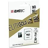 Emtec Mini Jumbo Extra - 16GB microSD Memory Cards