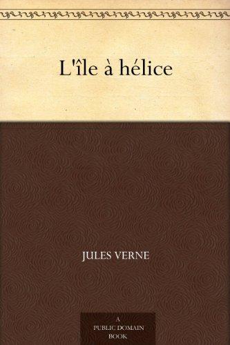 Couverture du livre L'île à hélice