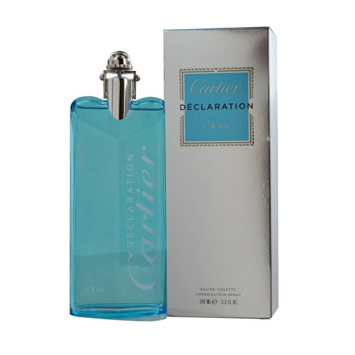 Declaration L'Eau Eau de Toilette 100 ml Spray Uomo