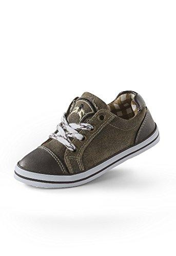 Maddox Kinder Sneaker Nepomuk holz antik (31, Holz Antik)
