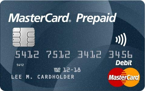 Virtual Credit Card (VCC) $5 Preloaded