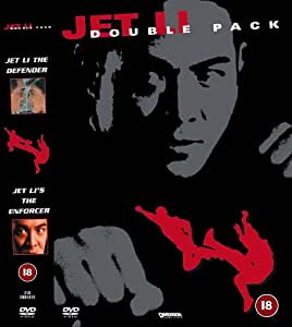 Jet Li Double - The Defender/The Enforcer [DVD]