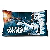 Disney–Star Wars Kissen rechteckig 36x 22cm–Blau
