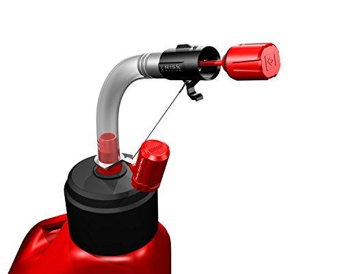 Preisvergleich Produktbild Risiko Racing 00243EZ3Flow Control Gas können Auslauf