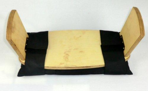 Perfect pillow cuscino per sgabello zen imbottito con capoc