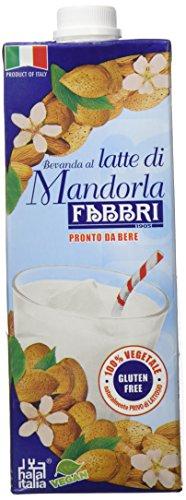 Fabbri Latte Mandorla - 1000 ml
