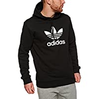 Adidas Men's Trefoil Hooded Sweatshirt