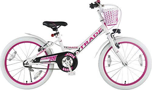 Orbis Bikes 20 Zoll Kinder M&AumlDCHEN Fahrrad M&AumlDCHENFAHRRAD KINDERFAHRRAD M&AumlDCHENRAD Bike Rad R&uumlcktrittbremse Beauty PINK