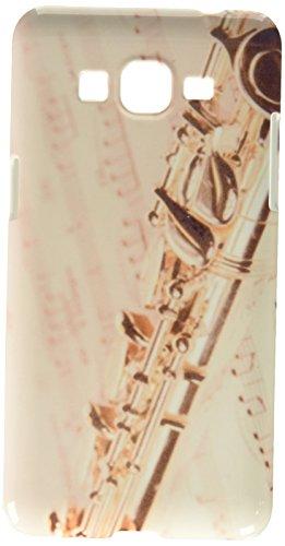 Flöte Handy Tasche Cover Case Samsung Galaxy Grand Prime g5306 - Grand Flöte