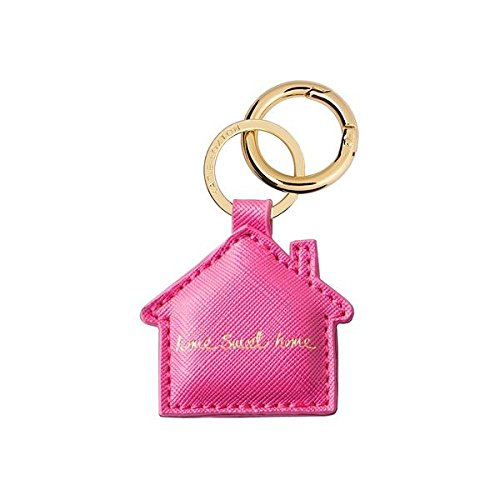 Price comparison product image Katie Loxton - Bag Charm - Home Sweet Home - Raspberry