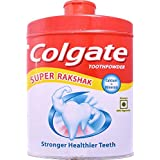 Colgate Toothpowder - with Calcium and Minerals - 200 g (Anti-cavity)