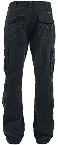 Brandit Pure Vintage Pantaloni Nero taglia L