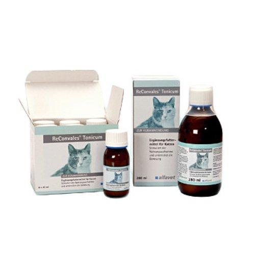RECONVALES Tonicum für Katzen 280 ml Tonikum