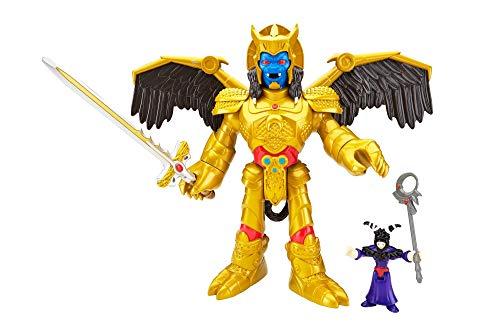 5Power Rangers GOLDAR und Rita Repulsa Figur ()
