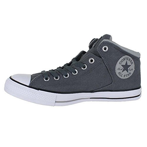Converse Womens CTAS High Stree Canvas Trainers Gris