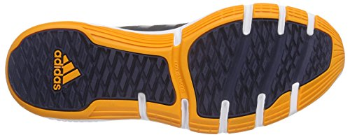 adidas Performance Herren Gym Warrior .2 Hallenschuhe Blau (Collegiate Navy/Night Met. F13/Eqt Orange S16)