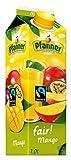 Pfanner Fairtrade Mango Nektar 25%, 8 x 1 l Packung