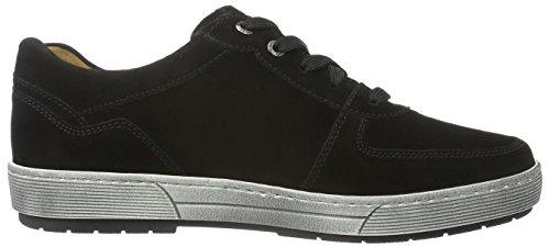 Ganter HELENA, Weite H, Baskets  femme Noir - Noir (0100)