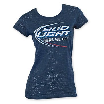 bud-light-womens-navy-blue-burnout-tee-shirt-xx-large